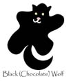 Black Chocolate Wolf